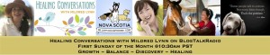 EPISODE 29: Healing Conversations with Mildred Lynn – DOG RESCUE & ANIMAL COMMUNICATION;  ROUND TABLE – Listening to Animals