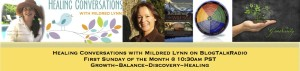 EPISODE 34: Healing Conversations with Mildred Lynn – Reclaiming the Wild Soul with Mary Reynolds Thompson; Round Table Topic: Generosity