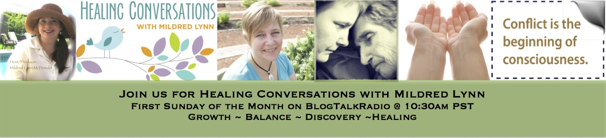 EPISODE 33: Healing Conversations with Mildred Lynn ...