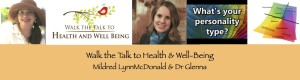 Episode 4: Walk the Talk to Health & Wellness – What's Your Personality Style?