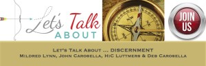 Episode 3: Let's Talk About DISCERNMENT with Mildred Lynn
